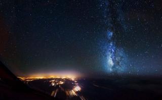 Alucinante: Así se ve el mundo desde la cabina de un piloto