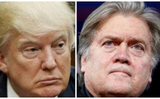 Trump saca a Steve Bannon del Consejo de Seguridad Nacional