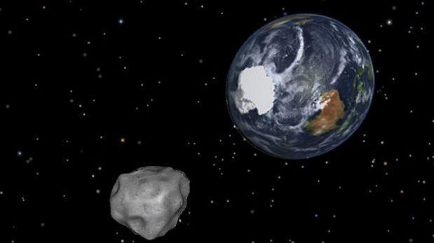 Asteroide tendrá su mayor acercamiento a la Tierra en 400 años