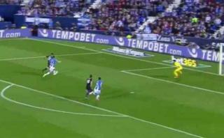 Real Madrid: mira el gol de James Rodríguez ante el Leganés
