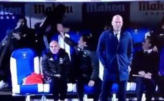 James Rodríguez 'explotó' tras ser reemplazado en Real Madrid