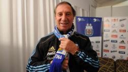Carlos Bilardo se ofreció para dirigir a la selección argentina