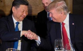 """Trump a Xi Jinping: """"Tendremos una relación muy, muy buena"""""""