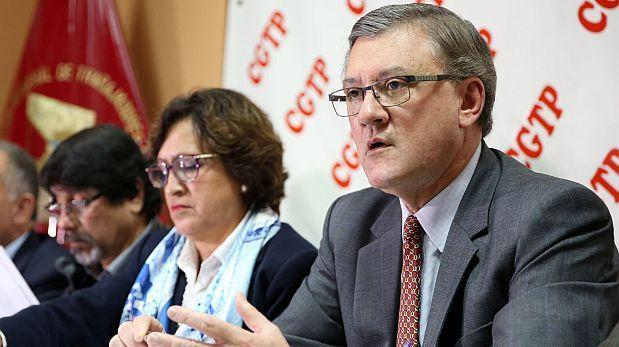 Se frustra acuerdo del Consejo Nacional del Trabajo