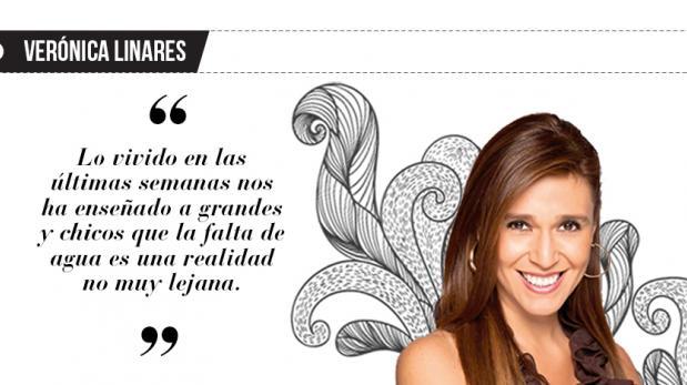 Verónica Linares: Una pulga en la oreja