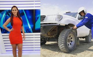 Fernanda Kanno y su gran reto en el automovilismo