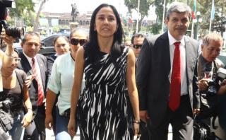 """Nadine Heredia llamó """"circo"""" a sesión de la Comisión de Defensa"""