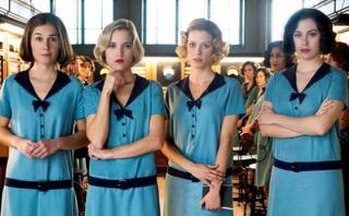 """Netflix: Mira el nuevo tráiler de """"La chicas del cable"""""""