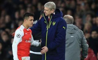 Arsenal: Wenger habló sobre la continuidad de Alexis Sánchez
