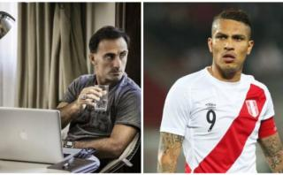 """Latorre acerca de Guerrero: """"No sé por qué no juega en Europa"""""""