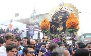 Señor de los Milagros saldrá en procesión en Semana Santa
