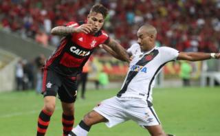 Flamengo eliminado de Taca Río: igualó 0-0 ante Vasco da Gama