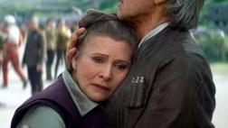 "Hermano de Carrie Fisher confirma a 'Leia' en el ""Episodio IX"""