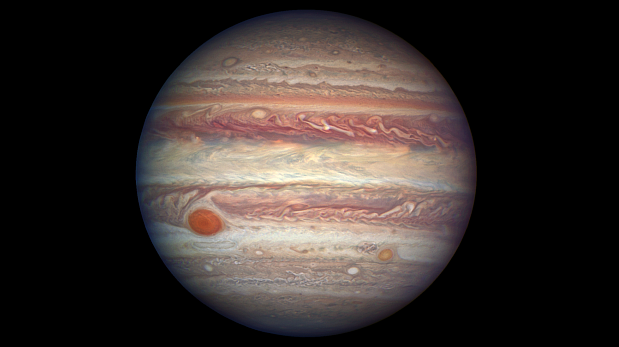 El avistamiento de Júpiter en su punto más cercano a la Tierra