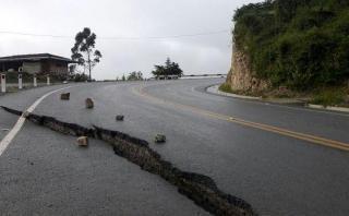 El Niño: suspenden cobro del peaje en carreteras afectadas