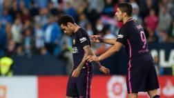 Neymar se perdería el clásico ante Real por aplaudir a árbitro
