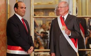 """Zavala toma con """"tranquilidad"""" ascenso de aprobación de PPK"""