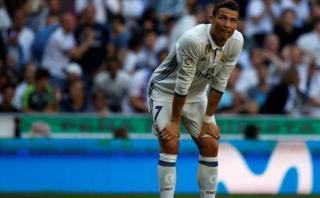 ¿Cuántos días lleva Cristiano Ronaldo sin anotar con el Madrid?