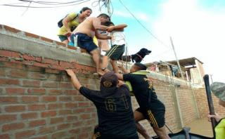 Los otros héroes de la inundación de Piura [CRÓNICA]