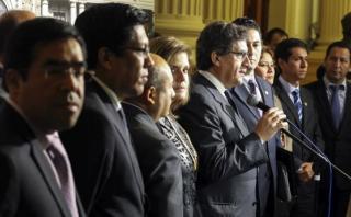 Oficialismo aclara que PPK no incita a la violencia con frase