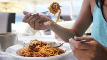 ¿La pasta engorda? 5 mitos sobre este alimento