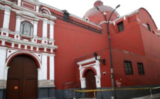 Semana Santa: seis templos inhabilitados en Cercado de Lima