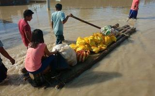COEN: aumenta número de damnificados y afectados por lluvias