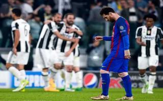 Lionel Messi: el enojo del argentino que no se vio en la TV