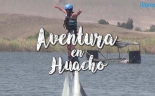 No creerás qué deportes acuáticos puedes practicar en Huacho
