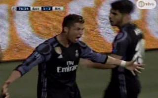 YouTube: mira el tanto de Cristiano con 'huacha' a Manuel Neuer
