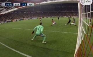 Neuer y su espectacular reflejo para evitar gol de Cristiano