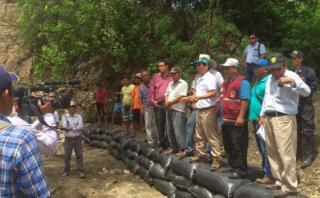Minagri reparará infraestructura hídrica con S/93 millones