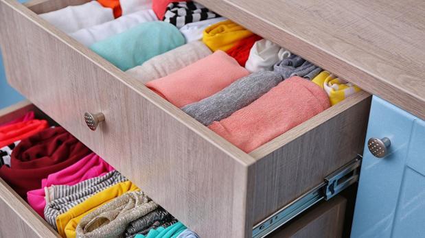 Claves para eliminar el mal olor de los cajones de madera