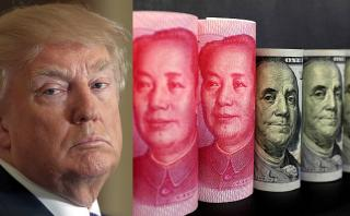 Donald Trump no calificará a China como manipulador de divisas