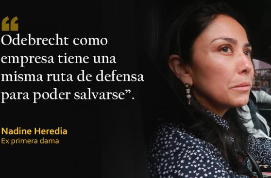 Caso Odebrecht: así se defendieron Humala y Nadine [FRASES]