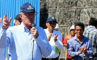 PPK: se instalarán 12.000 casas para damnificados del norte