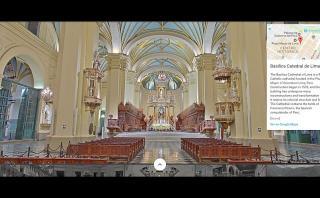 Semana Santa: Recorre iglesias por el Perú con paseos virtuales