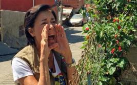Así se comunica la madre de Leopoldo López con su hijo preso