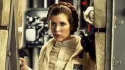 Así fue homenaje a Carrie Fisher en el Star Wars Celebration