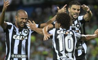 Atlético Nacional cayó 2-0 ante Botafogo por Copa Libertadores