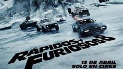 """""""Rápidos y furiosos 8"""" vence a """"Asu Mare 2"""" en taquilla peruana"""