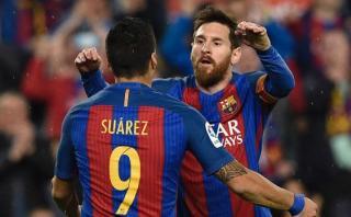 Barcelona derrotó 3-2 a Real Sociedad con doblete de Leo Messi