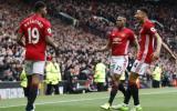 Manchester United ganó 2-0 al Chelsea por la Premier League