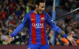 "Neymar optimista: ""Si todo sale bien, habrá otra remontada"""