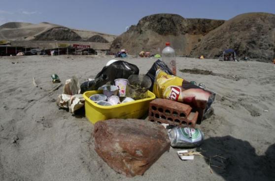 Semana Santa: así quedaron las playas del sur de Lima [FOTOS]