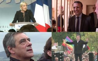 Así está Francia a una semana de sus elecciones presidenciales