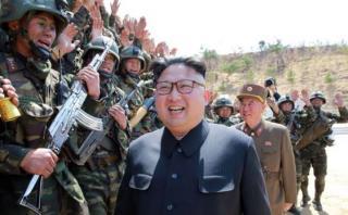 """""""Norcorea responderá a cualquier guerra que desate EE.UU."""""""