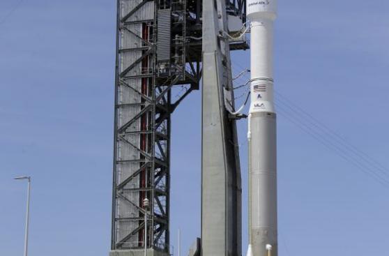 NASA enseña video en 360 grados del lanzamiento de un cohete