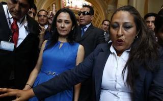 Defensa de Nadine pide participar en interrogatorio a Odebrecht