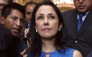 """Fiscalía: Nadine actuó """"de mala fe"""" al tratar de negar agendas"""